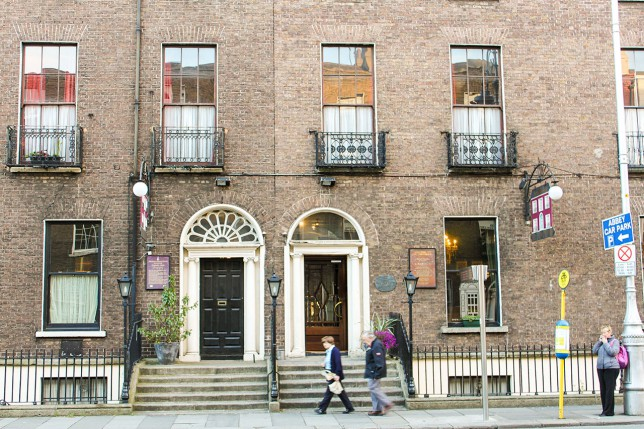 48 Lower Gardiner Street (B&B The Townhouse)